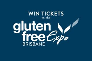 *WIN* Brisbane Gluten Free Expo double pass [Closed]
