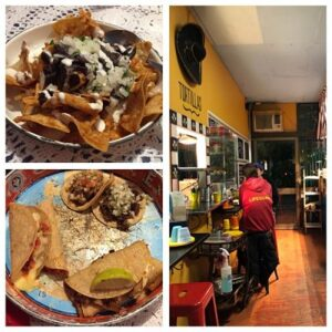 nachos and tacos Melbourne