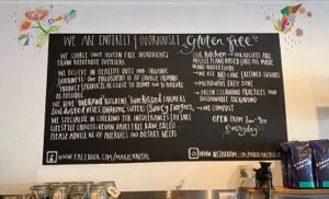 cafe catering to dietary requirements Gold Coast