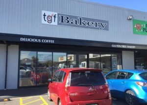 Christchurch gluten free bakery