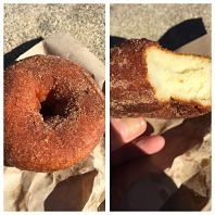 gluten free donut in Queenstown