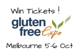 Melbourne Gluten Free Expo double pass giveaway!