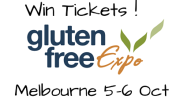 Melbourne Gluten Free Expo double pass giveaway! [CLOSED]