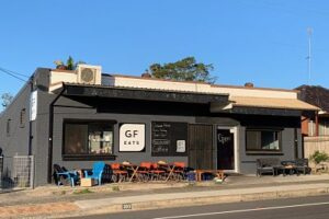 GF Eats Cafe, Wollongong, NSW