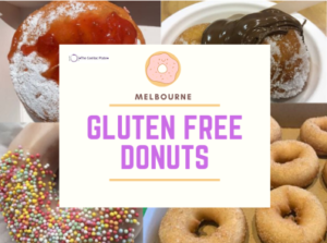 gluten free donuts in Melbourne