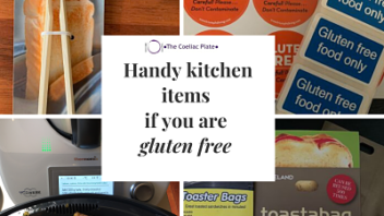 Seven handy kitchen items if you are gluten free