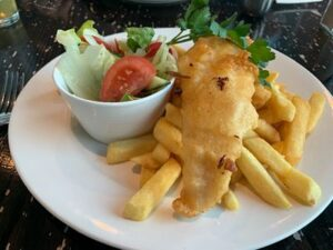 gluten free fish and chips Port Fairy